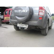 Фаркоп Бизон для Suzuki Grand Vitara 5 дв 2005-2015 арт. FA0375-E