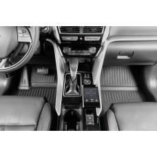 Коврики 3D Triumf в салон BMW X1, 2015-> F48