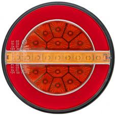 Фонарь для прицепа левый арт. SST-140108PDR-L