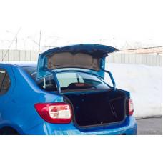 Обшивка внутренней части крышки багажника для Renault Logan 2014- арт. ORL-055102