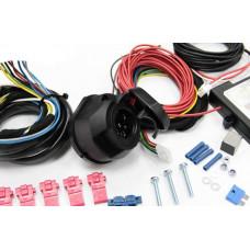 022-004 Электрика к фаркопу в комплекте с проводами 7-полюс. универс. проволочный к-т
