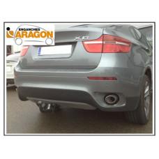 Фаркоп Aragon для BMW X6 (E71) 2008- арт. E0806BA