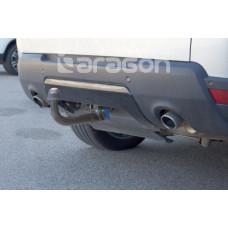 Фаркоп Aragon для LAND ROVER RANGE ROVER Sport 2013- арт. E3504EV
