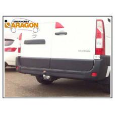 Фаркоп Aragon для NISSAN NV 400 2012- арт. E5232AC