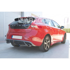 Фаркоп Aragon для VOLVO V-40 2012-/VOLVO V40 CROSS COUNTRY 2013- арт. E6811AV