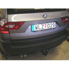 Фаркоп Westfalia для BMW X3 01/04- 11/10 арт. 303327600001