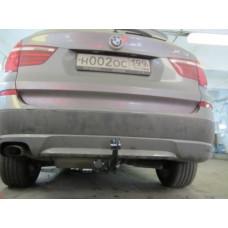 Фаркоп Westfalia для BMW X3 11/10- 4x4 арт. 303339600001