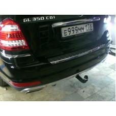 Фаркоп Westfalia для Mercedes GL-class 09/10- 4x4 арт. 313421600001