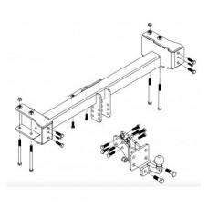 Фаркоп Westfalia для Iveco 29 - 65 F30 IAM (Monoflex) арт. 342168600001
