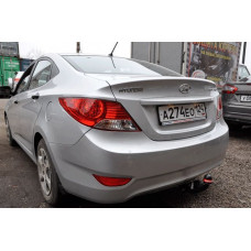 Фаркоп Bosal для HYUNDAI Solaris sedan, HB 2010-2014 арт. 4254-A