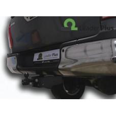 Фаркоп Лидер Плюс для TOYOTA HILUX (4WD) 2015-  арт. T121-F