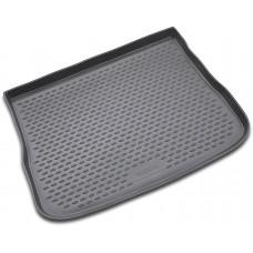 Коврик в багажник TOYOTA Rav 4, 2014->, полноразмерное колесо, боковые карманы