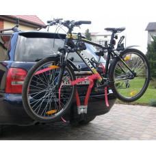 Багажник на фаркоп AMOS для 3-х велосипедов арт. BHAK