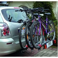 Багажник на фаркоп AMOS платформа для 3-х велосипедов арт. TITAN Plus 3